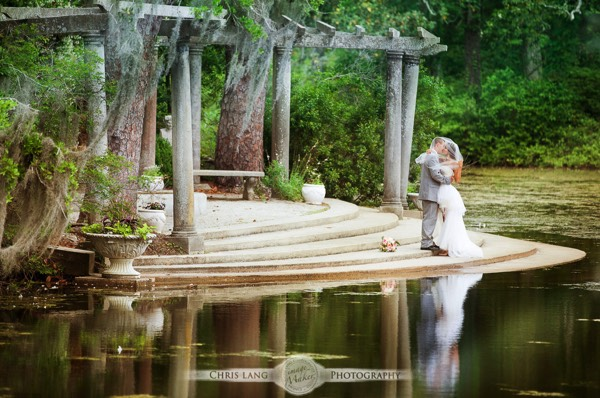Airlie Gardens Is Tranquil Peaceful And Offers An Endless Opportunity For Wilmington Nc Wedding Photography Bridal